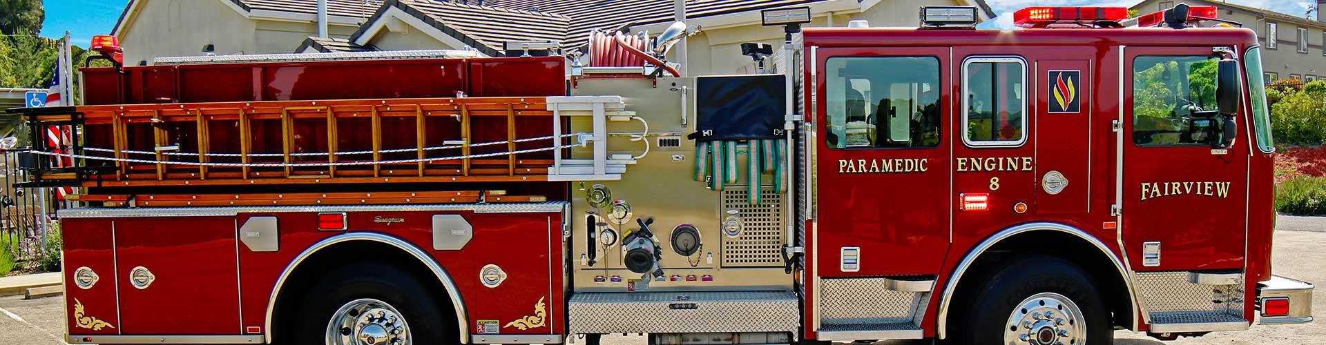 fairview-fire-department-fire-truck