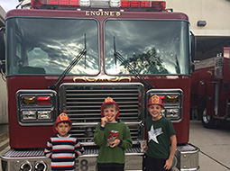 FIRE STATION OPEN HOUSE  SEPT. 19,  3-7PM